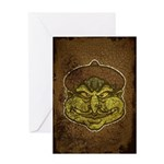 The Witch (Distressed) Greeting Card