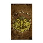 The Witch (Distressed) Sticker (Rectangle)