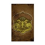 The Witch (Distressed) Sticker (Rectangle 50 pk)