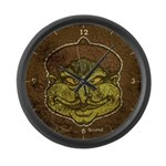 The Witch (Distressed) Large Wall Clock