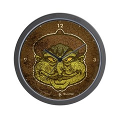 The Witch (Distressed) Wall Clock