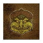 The Witch (Distressed) Tile Coaster