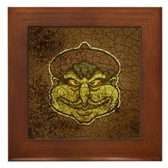 The Witch (Distressed) Framed Tile