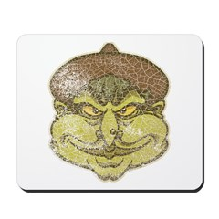 The Witch (Distressed) Mousepad