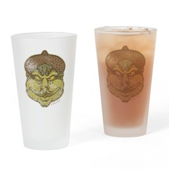 The Witch (Distressed) Drinking Glass