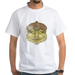 The Witch (Distressed) White T-Shirt