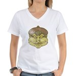 The Witch (Distressed) Women's V-Neck T-Shirt