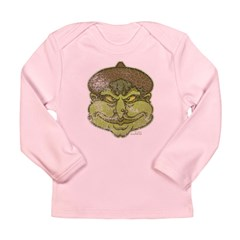 The Witch (Distressed) Long Sleeve Infant T-Shirt