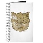 The Werewolf (Gray) (Distressed) Journal
