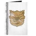 The Werewolf (Brown) (Distressed) Journal