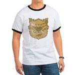 The Werewolf (Brown) (Distressed) Ringer T