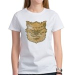 The Werewolf (Brown) (Distressed) Women's T-Shirt