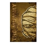 The Mummy (Distressed) Postcards (Package of 8)