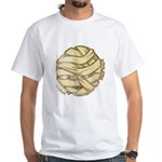The Mummy (Distressed) White T-Shirt