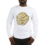 The Mummy (Distressed) Long Sleeve T-Shirt