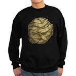 The Mummy (Distressed) Sweatshirt (dark)