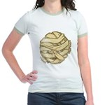 The Mummy (Distressed) Jr. Ringer T-Shirt