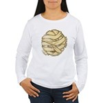 The Mummy (Distressed) Women's Long Sleeve T-Shirt