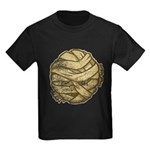 The Mummy (Distressed) Kids Dark T-Shirt