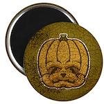 Jack-O'-Lantern (Distressed) Magnet