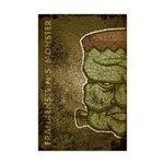 Frankenstein's Monster (Distressed) Mini Poster Pr