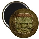 Frankenstein's Monster (Distressed) Magnet