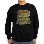 Frankenstein's Monster (Distressed) Sweatshirt (da