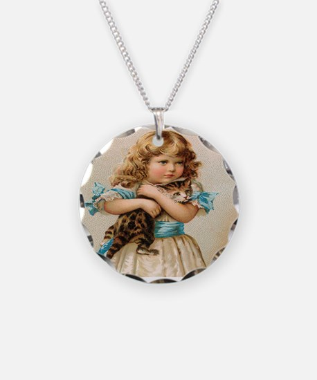 """Victorian Girl"" Necklace"