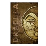 Dracula (Distressed) Postcards (Package of 8)