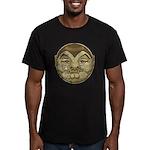 Dracula (Distressed) Men's Fitted T-Shirt (dark)