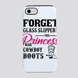 This Princess Wears Cowboy Boo iPhone 7 Tough Case