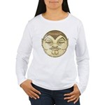 Dracula (Distressed) Women's Long Sleeve T-Shirt