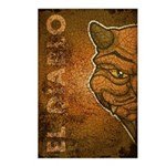 El Diablo (Distressed) Postcards (Package of 8)