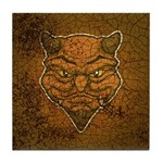 El Diablo (Distressed) Tile Coaster