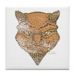 El Diablo (Distressed) Tile Coaster