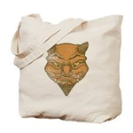 El Diablo (Distressed) Tote Bag