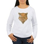 El Diablo (Distressed) Women's Long Sleeve T-Shirt
