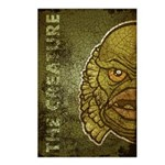 The Creature (Distressed) Postcards (Package of 8)
