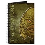 The Creature (Distressed) Journal