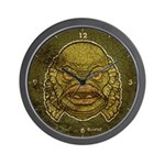 The Creature (Distressed) Wall Clock