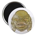 The Creature (Distressed) Magnet