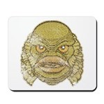 The Creature (Distressed) Mousepad