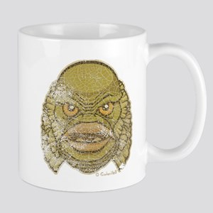 The Creature (Distressed) Mug