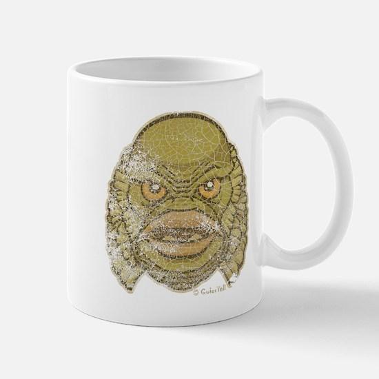 The Creature (Distressed) Mug