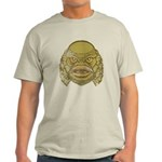 The Creature (Distressed) Light T-Shirt