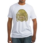 The Creature (Distressed) Fitted T-Shirt
