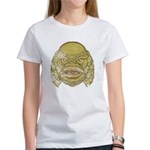 The Creature (Distressed) Women's T-Shirt