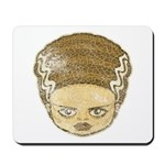 The Bride (Distressed) Mousepad