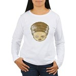 The Bride (Distressed) Women's Long Sleeve T-Shirt