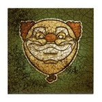 The Clown (Distressed) Tile Coaster